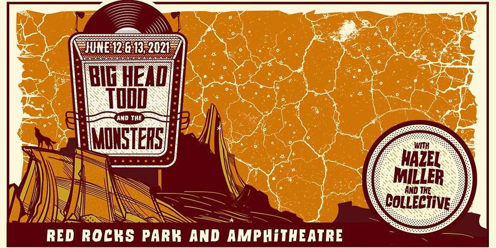 Big Head Todd and The Monsters - Sat, June 12