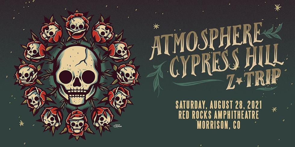 Atmosphere - Sat, Aug 28