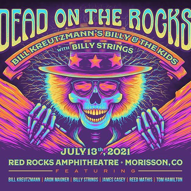 Dead on the Rocks - Tues, July 13
