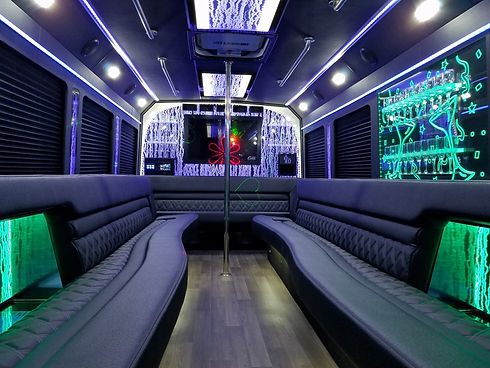 Elevate Rides Denver Party Bus Peak 4