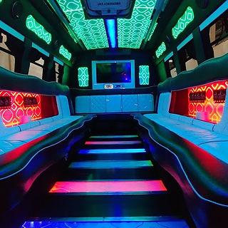 Denver Party Bus Peak 2
