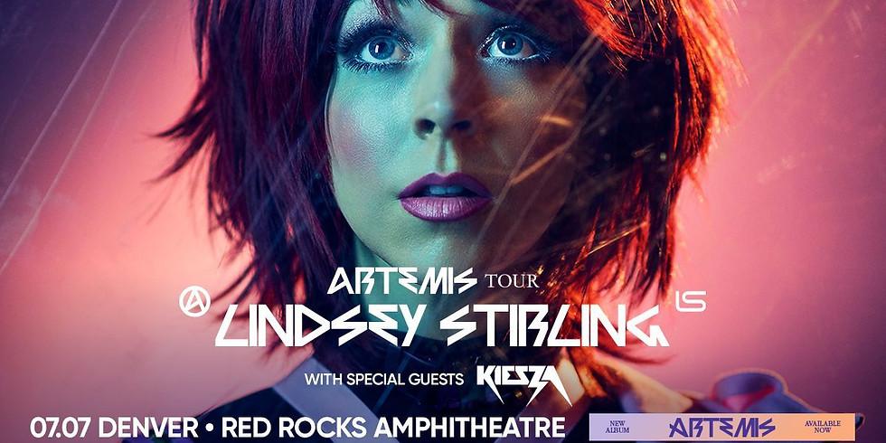 Lyndsey Stirling - Wed, July 7
