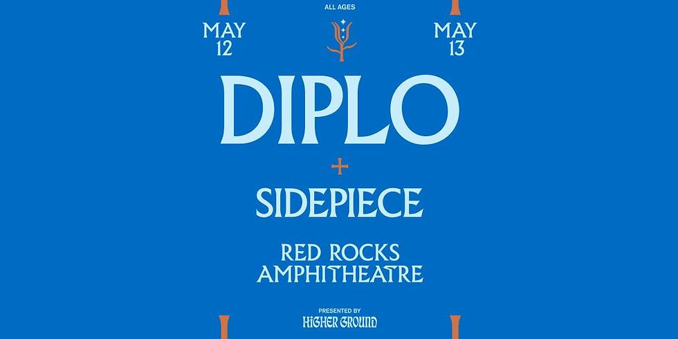 Diplo at Red Rocks - Thurs, May 13th