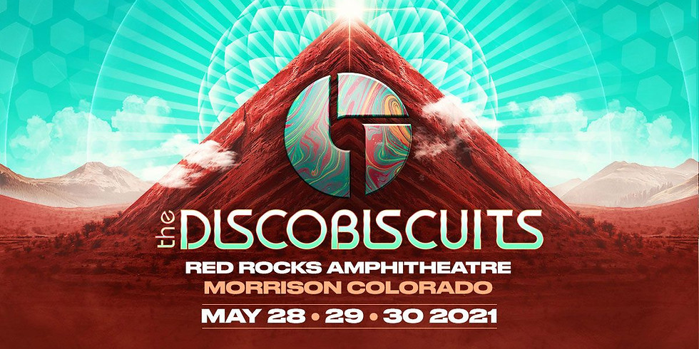 Disco Biscuits - Sun, May 30