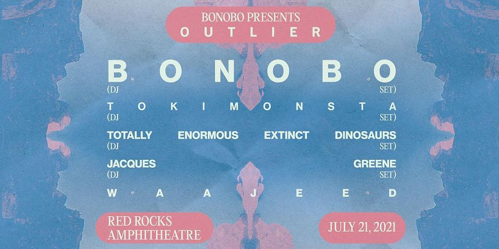 Bonobo - Wed, July 21