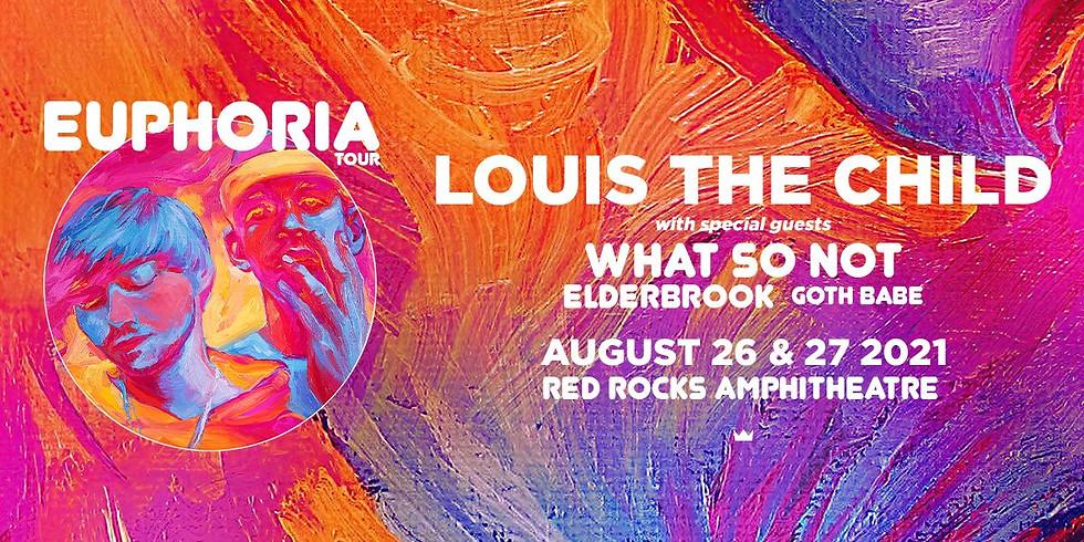 Louis the Child - Fri, Aug 27