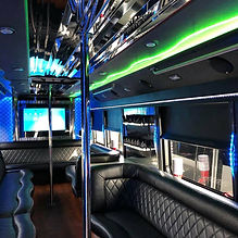 Denver Party Bus Peak 5