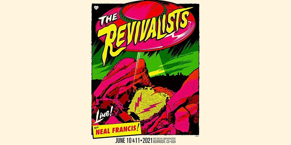 The Revivalists - Fri, Jun 11