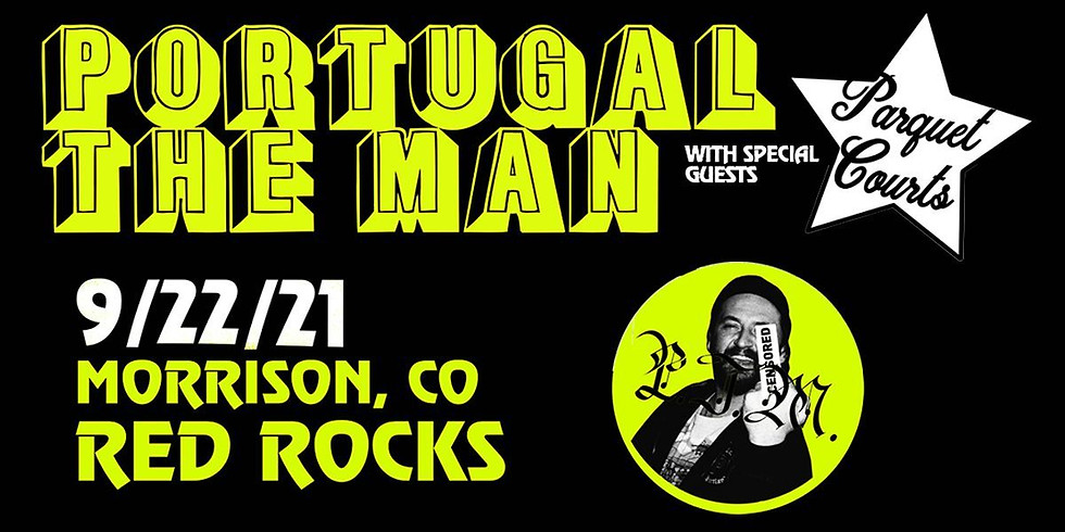 PORTUGAL THE MAN - Wed, Sept 22