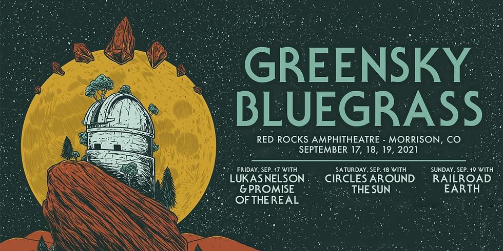 GREENSKY BLUEGRASS - Fri, Sept 17