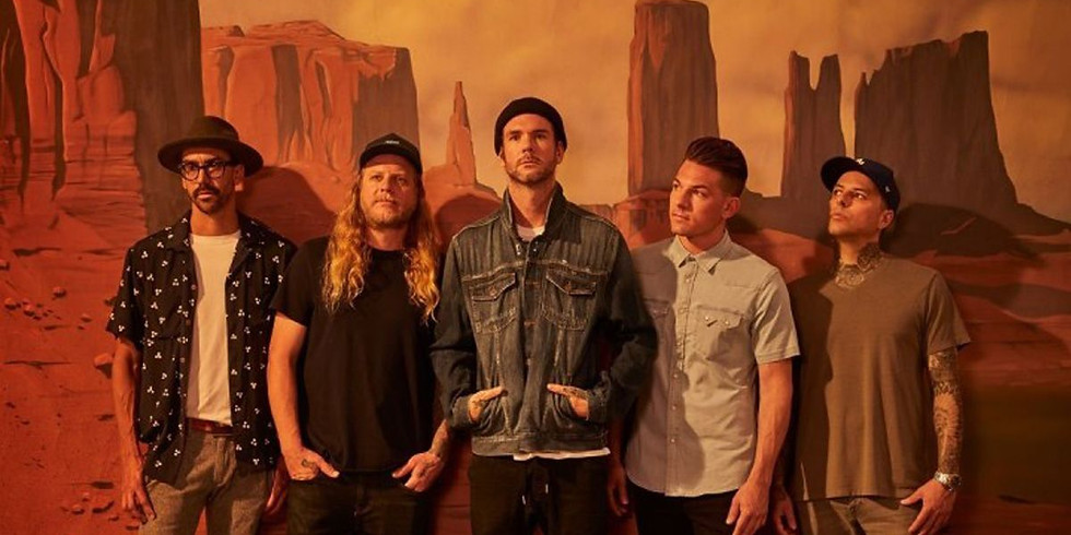 Dirty Heads - Thurs, July 1