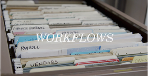What about workflow?!