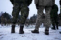 receiving battle orders, photo, yavoriv