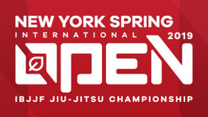 IBJJF New York Open: Reflection