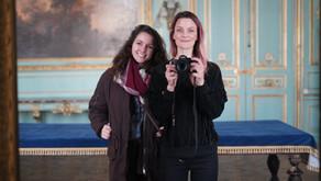 Olivia & Jess in Ukraine