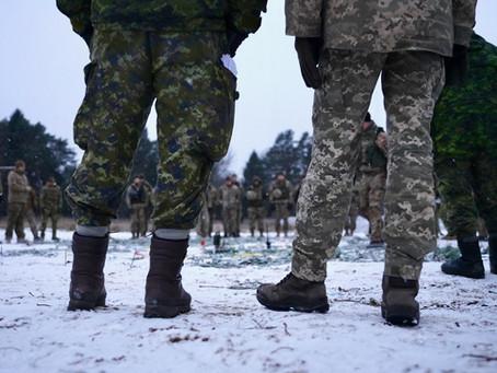 Canadian Forces Artist Program (CFAP) in Ukraine