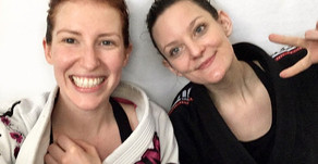 Jiu Jitsu; the art of a white belt