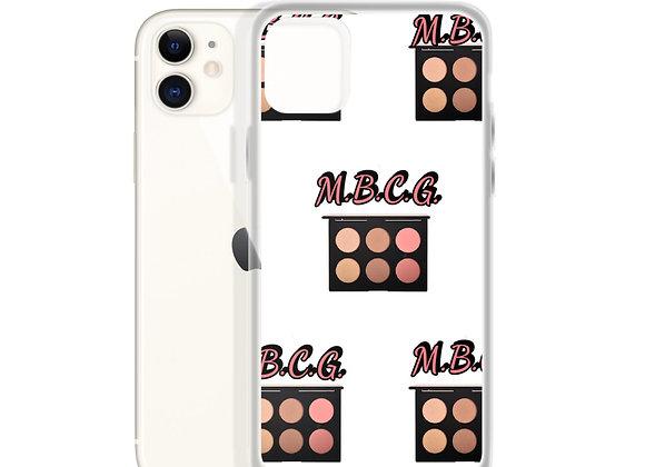 M.B.C.G. iPhone Case