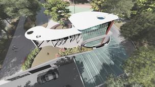 新北板橋五權公園地下停車場工程開工
