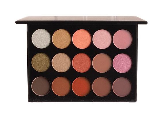 "15 Shade Eyeshadow Palette ""LETS TALK"""