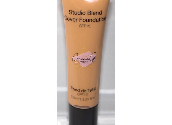 Studio Blend Cover Foundation FH109 (Full Coverage)
