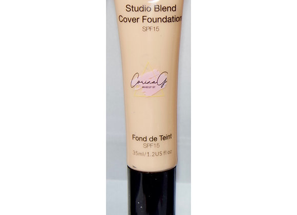 Studio Blend Cover Foundation FH104 (Full Coverage)