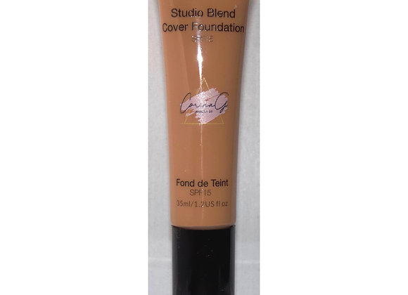 Studio Blend Cover Foundation FH125 (Full Coverage)
