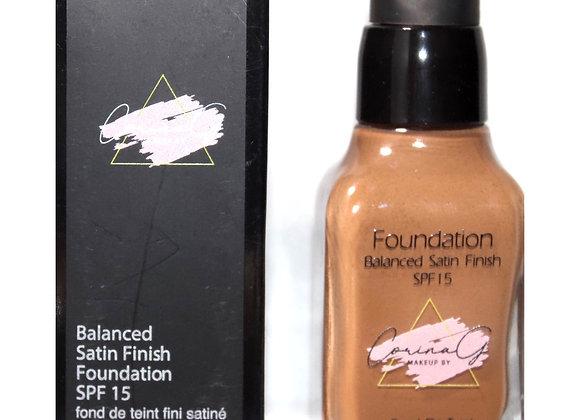 Balance Satin Finish Foundation FK133( Medium to Full Coverage)