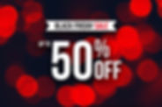 Special Black Friday Sale Up To 50% Off