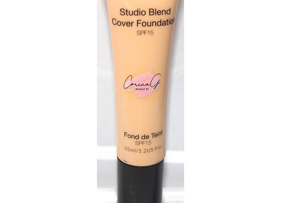 Studio Blend Cover Foundation FH102 (Full Coverage)
