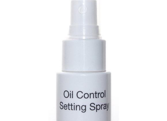 Oil Control Setting Spray