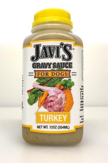 Turkey Gravy Sauce for Dogs