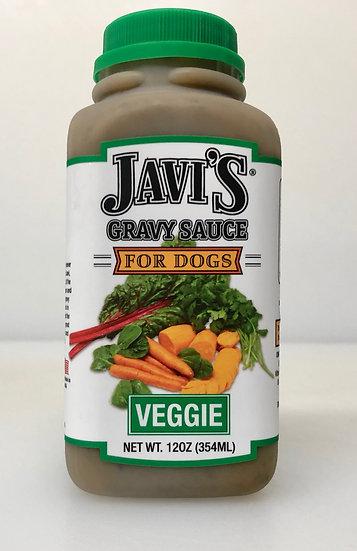 Veggie Gravy Sauce for Dogs