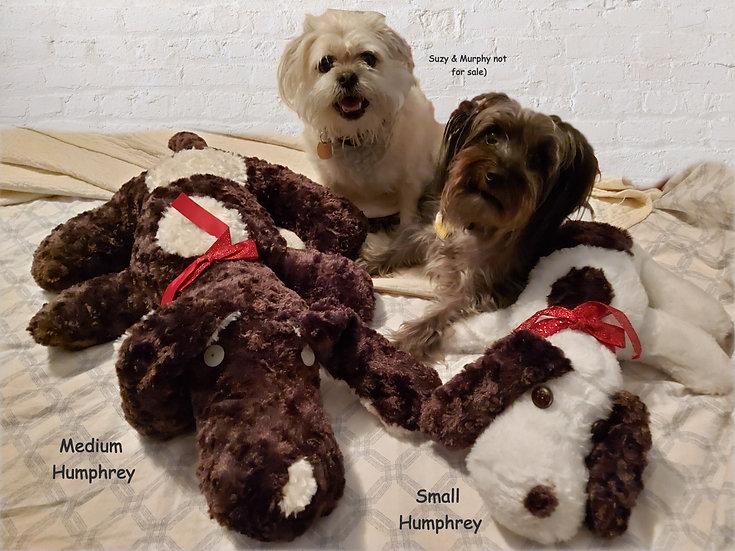 "Humphrey the pound puppy plush dog 31"" size"