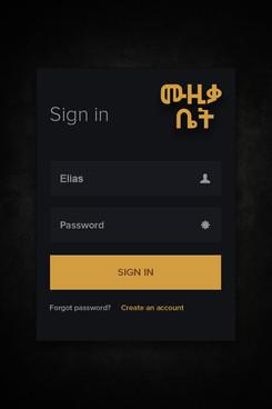 Music App - Ui Concept