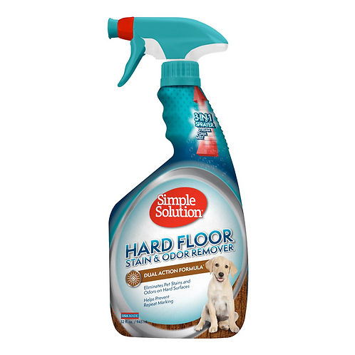 Simple Solution Hardfloor Stain & Odour Remover