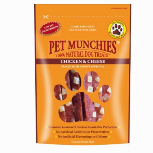 Pet Munchies ( Various Flavours )