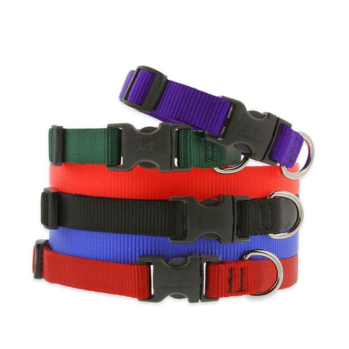 "Lupine Pet 1""collar 12-20 ( 4 colour choices )"
