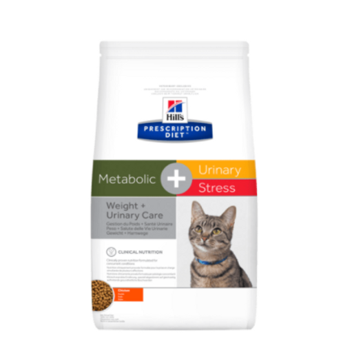 Hills PD Feline Metabolic Urinary Stress 1.5kg