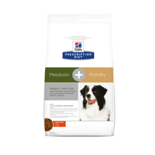 Royal Canin PD Canine Metabolic W/Chicken ( 4kg & 12kg Bags )