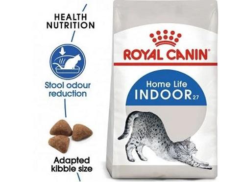 Royal Canin - Feline Health Nutrition Indoor 400g, 4kg & 10 kg Bags