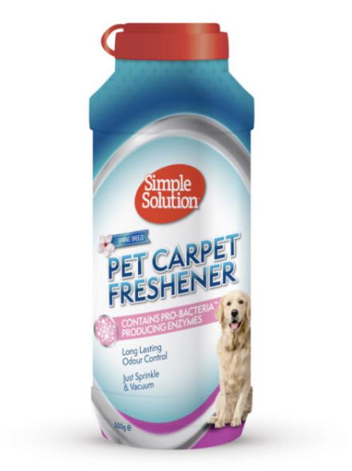 Pet Carpet Freshener Spring Breeze 500 grams