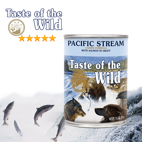 Taste of the Wild Pacific Stream Canine 375gr