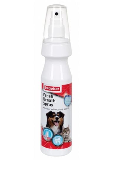 Beaphar Fresh Breath Spray 150ml