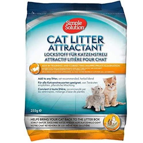 Simple Solution Cat Litter Attractant 255gr