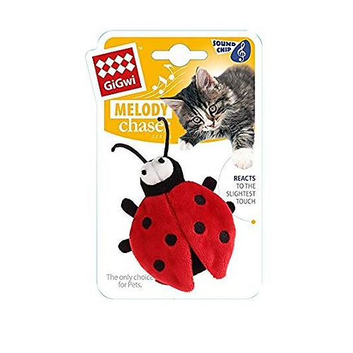 Beetle Melody Chaser w/ motion Activated sound chip (Bee Sound)