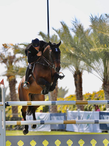 Jack Ryan & Guminka CSI2* BIG Tour Winne