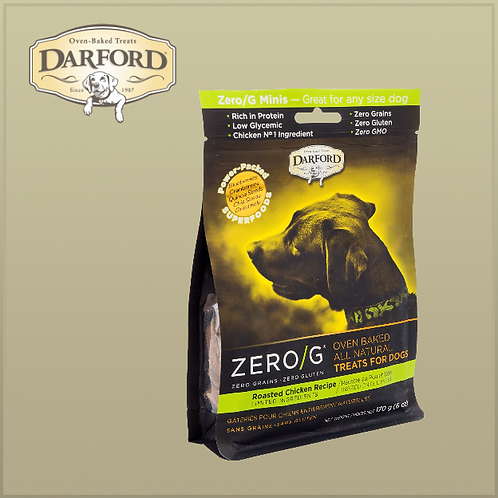 Darford Zero G Mini Chicken 170g/6oz