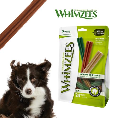 Whimzees Stix Small 24 + 4 pcs