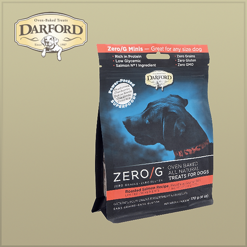 Darford Zero G Mini Salmon 170g/6oz